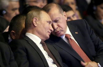 Эрдоган, Путин и саморазрушение Альянса