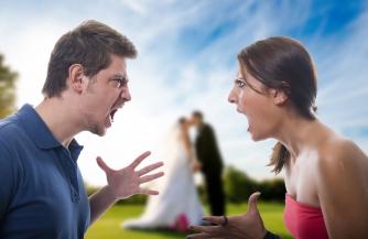 Развод — бич русской семьи