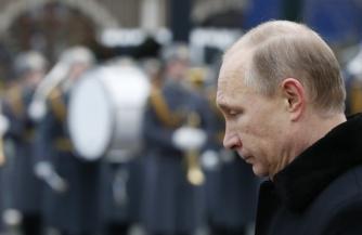 Россия попала в окружение