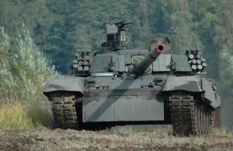 поляки решили модернизировать Т-72