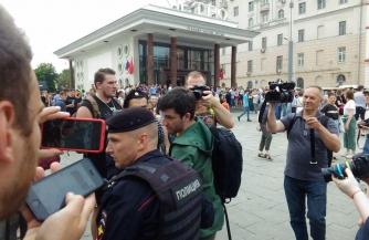 Западные СМИ пытаются спровоцировать госпереворот в России