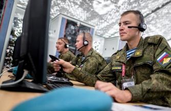 Военный интернет под охраной
