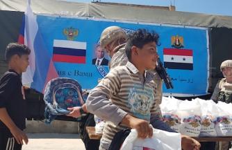 Акция в Дейр-Аль-Адас