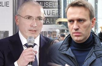 Ходорковский через Навального пытался повлиять на предвыборную кампанию в Петербурге с помощью взяток и лжи