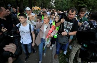 Журналист ФАН рассказал, сколько стоит участие в незаконных митингах оппозиции