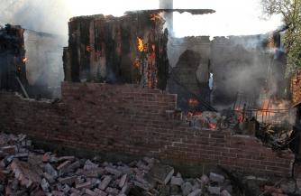 Украина наращивает огонь в Донбассе