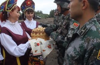 Китайские войска высадились под Оренбургом