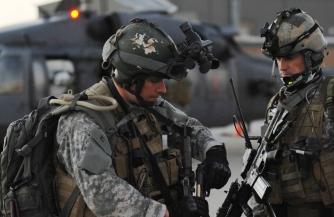 Спецназ США у границ России