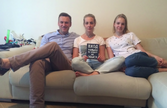 Переписка Даши Навальной вскрыла атмосферу страха и ненависти в семье блогера