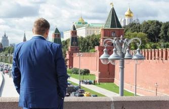 «Крот» в Кремле