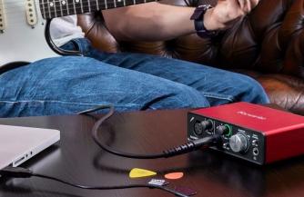 Звуковые карты и аудиоинтерфейсы: критерии выбора