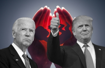 Трамп vs хозяев денег