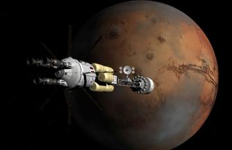 Ради Марса