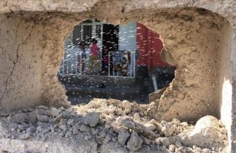 Первые жертвы турецкой интервенции