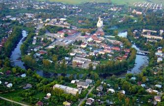 Город русского сердца