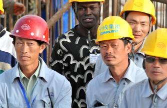 Как Китай захватывает Африку