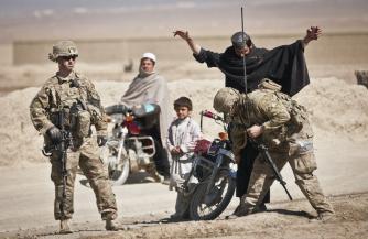 Вслед за Сирией Афганистан?