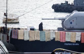 Древнеукраинскому флоту помогут