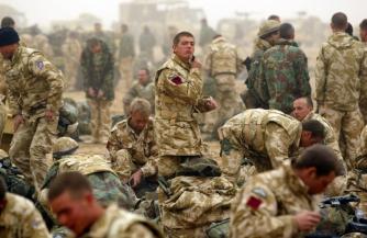 Как развлекались британские военные на Ближнем Востоке