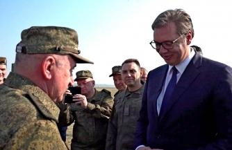 Сербская мина для Украины