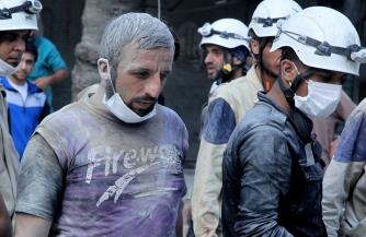 Сирия медом намазана