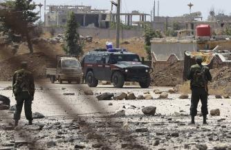 Русские вошли в оплот ИГИЛ