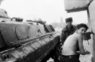 Воспоминания о Первой чеченской