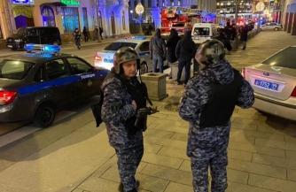 Нападение на ФСБ в Москве
