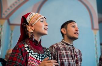 Татары идут за Христом