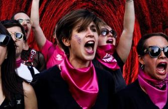 Экстремизм с женским лицом
