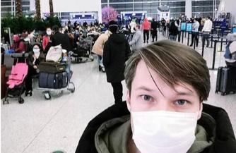 Россиян эвакуировали из Китая