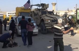 Сирийские камни для интервентов