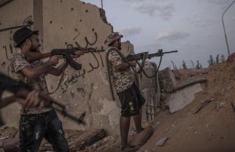 Треть воюющих на стороне ПНС наемников – террористы «Аль-Каиды»