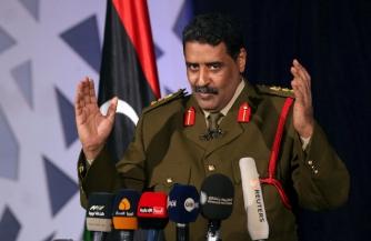 Мисмари: ЛНА стремится к миру, но Турция добивается эскалации ливийского конфликта