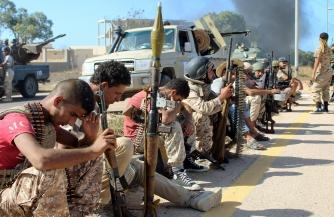 Боевики ПНС Ливии совершили атаку у Тархуна в момент проведения Межплеменного форума