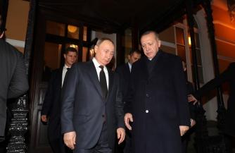 Путин договорился с Эрдоганом