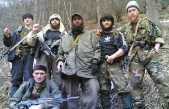Турецкие наёмники в Чечне