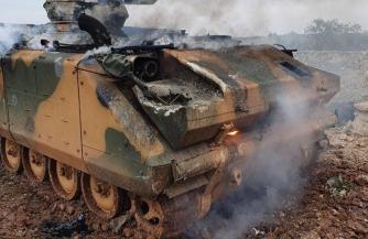 В ПНС отказались забирать вооружение и погибших турок после столкновения с ЛНА