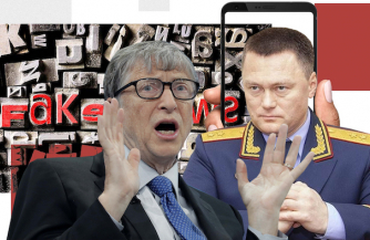 Партия коронавируса вводит цензуру