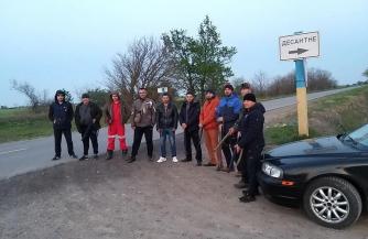Украинцы создают отряды самообороны