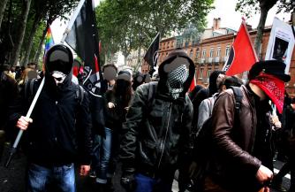 Черный расизм под антифашистским флагом