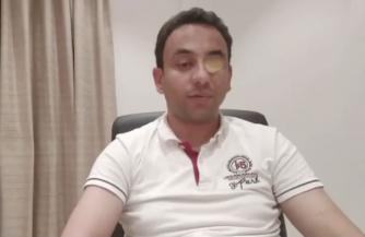 Ливиец рассказал, при каких обстоятельствах Фатхи Башага лишил его глаза