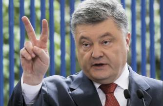 Как Порошенко отказался от мовы