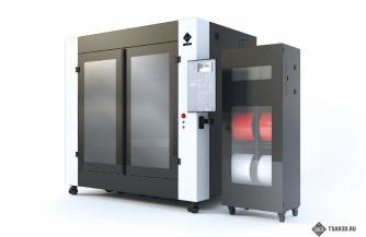 Впервые на 3D-принтере напечатали копию человека