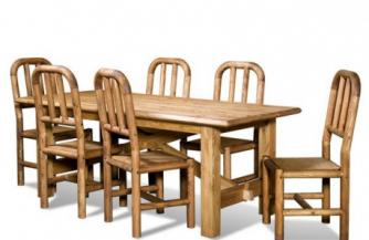 Виды мебели из массива сосны