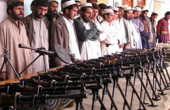 Афганистан «в тени войны»