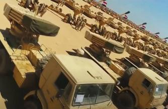 Египет перебрасывает силы для поддержки ЛНА