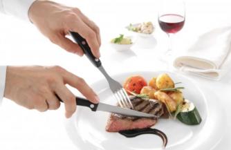 Особенности выбора ножа для стейка