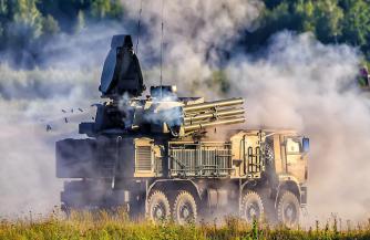 Киев против русских комплексов ПВО