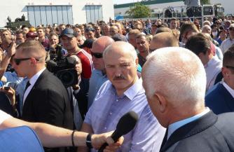 Лукашенко снова пугает Москву и Москвой